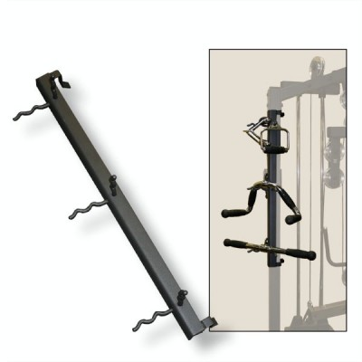 G Series Gym Mounted Accessory Rack (GRACK)